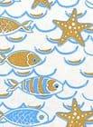 V34869 - Fishes Wrap - RW262.00/40 10/PK